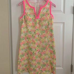 Lilly Pulitzer Shift Dress Size 8